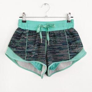 RARE Lululemon Seawheeze Manifesto Hotty Hot Short
